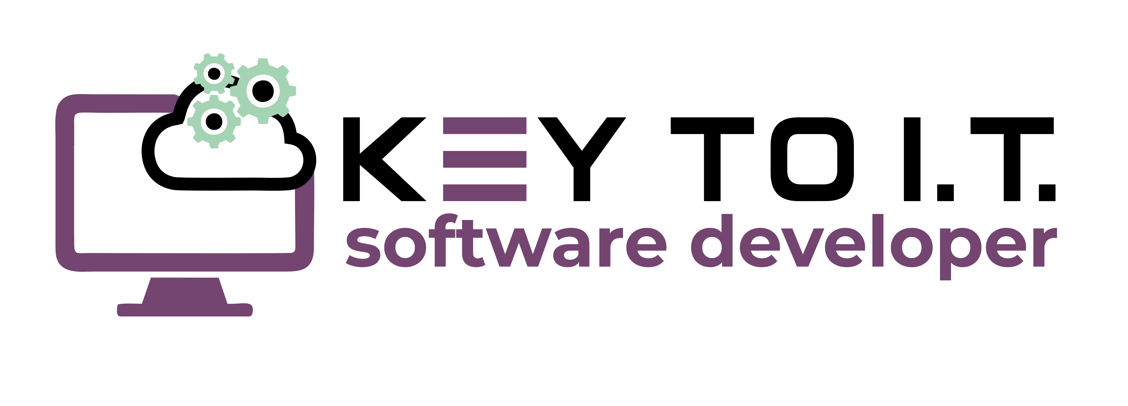 Key to I.T. Logo